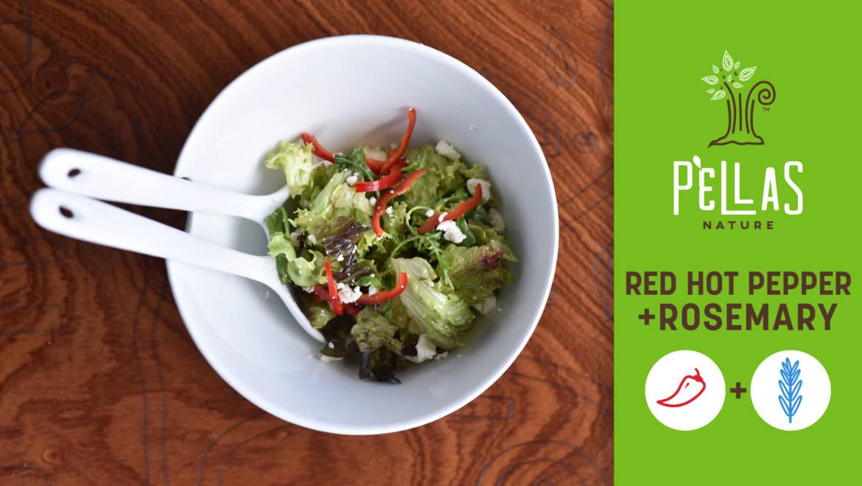 Delicious Green Salad by Pellas Nature