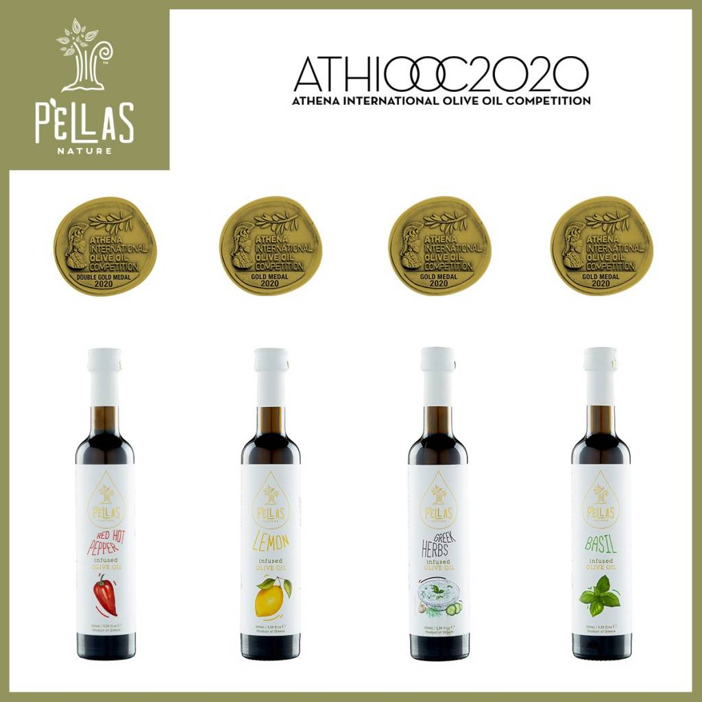 One Double Gold and three Gold Medals at Athena IOOC 2020