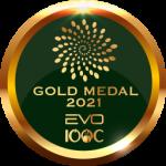 Gold EVO IOOC 2021