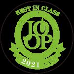 Best in Class JOOP 2021