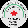 CANADA IOOC 2021 PLATINUM